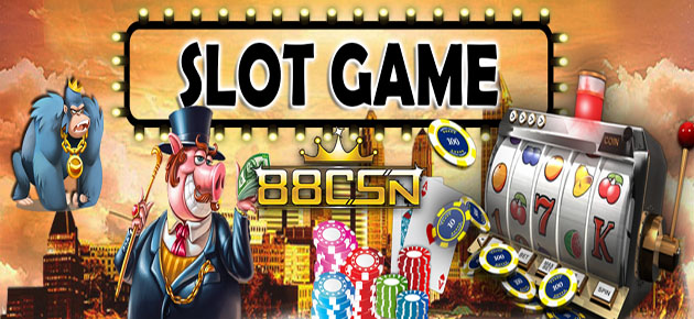 Agen Slot Game - Agen Judi Slot Game - Slot Mesin - 88CSN