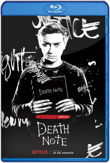 Death Note (2017) HD 1080p y 720p Latino