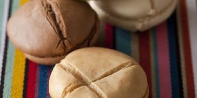 Les Mouchous ou le macaron du pays basque