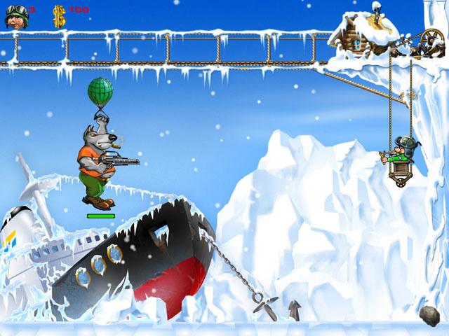 تحميل لعبة الخنزير الصغير Brave Piglet للكمبيوتر برابط مباشر مجانا brave-piglet_640x480