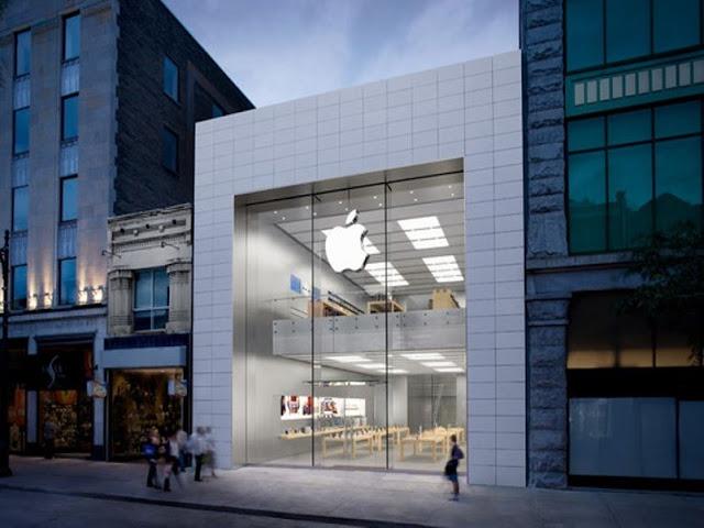 Apple em Montreal