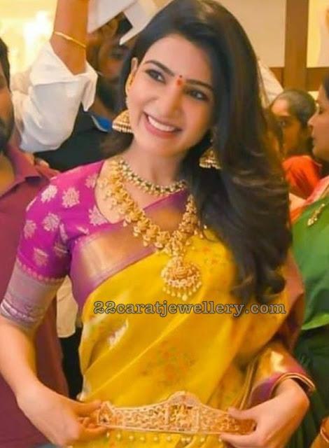 Samantha Akkineni Lakshmi Haram