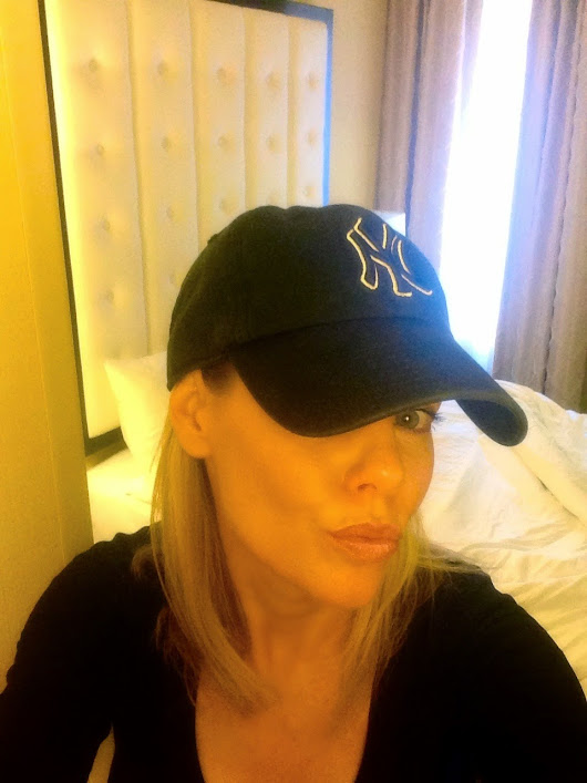 The Yankees Hat is Still in Boston - 8/24/14