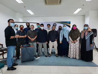 Forjim Fokus Kolaborasi untuk Kesejahteraan Jurnalis