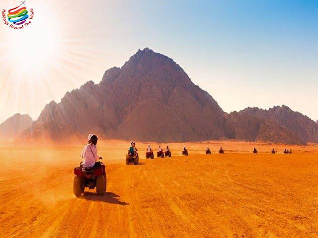 Safari - Hurghada