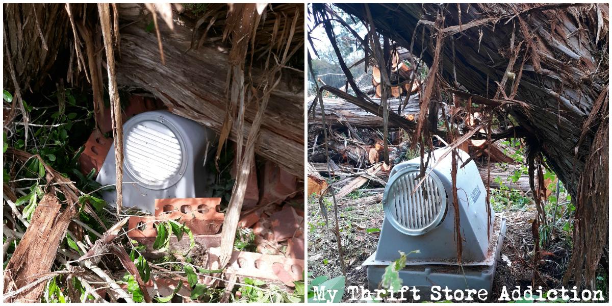 storm damage septic system aerator