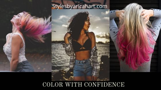 Color With Confidence: Tips for Finding a Hair Color You Love