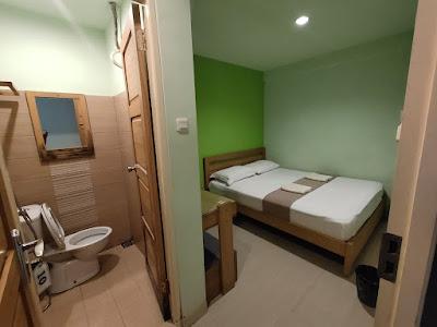 tipe kamar superior di garden guest house