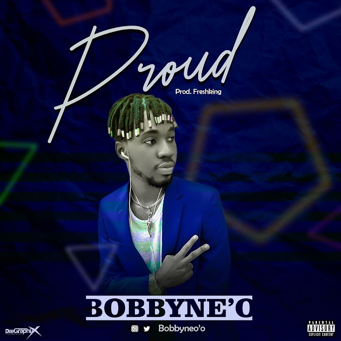 Music: Proud - BobbyNe'O