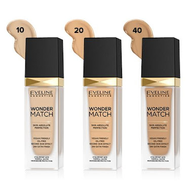 Eveline Cosmetics Wonder Match Skin Absolute Perfection Foundation