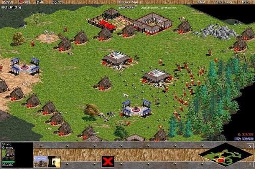 Tài chính là bộ xử lý phải ghi nhớ của một trận đấu Age of Empires