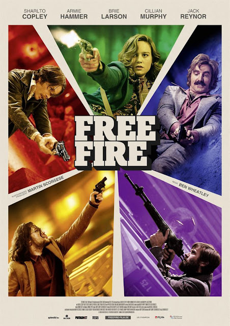 free fire posters 2