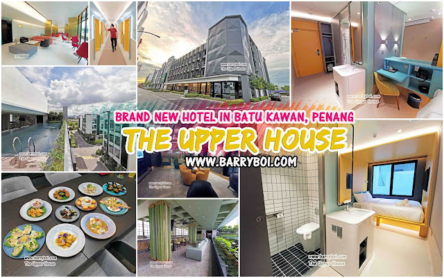 The Upper House Hotel Penang Penang Hotel Penang Blogger Influencer www.barryboi.com Batu Kawan