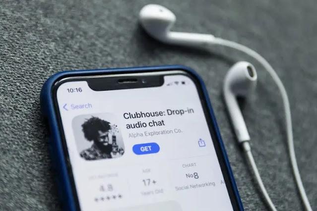 تحميل تطبيق Clubhouse Drop-In Audio Chat 2021 تطبيق الدردشة الصوتية للاندرويد و الايفون