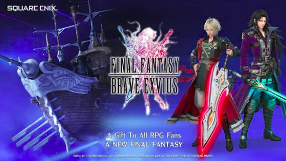 Final Fantasy offline games for android