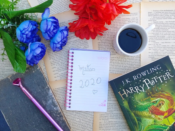 Metas Literárias para 2020