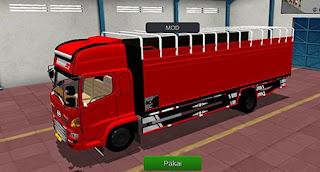 Truck Hino fuso
