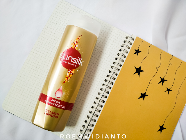 Sunsilk Super Shampoo Bye-Bye Rontok