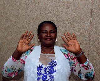 Ma mère, ma lumière (à maman Agnès Ntumba)