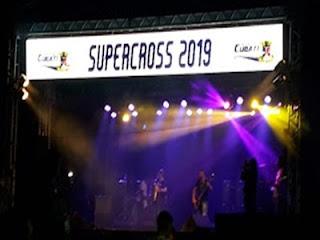 Mesmo com 2 veículos furtados, supercross de Cubati foi considerado tranquilo na área policial