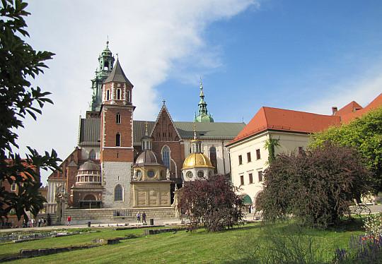Kraków. Katedra Wawelska.