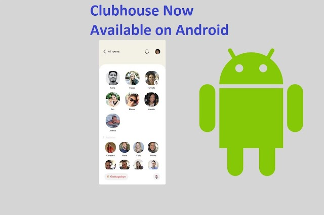 Download Clubhouse  on android.