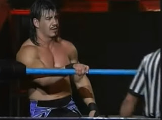 WWA - The Revolution 2002 -  Eddie Guerrero wrestled for the cruiserweight title