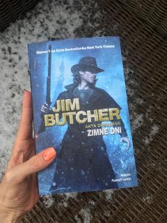 """śnieżek pod koniec marca, czyli """"Zimne dni"""" Jima Butchera live, fot. paratexterka ©"""