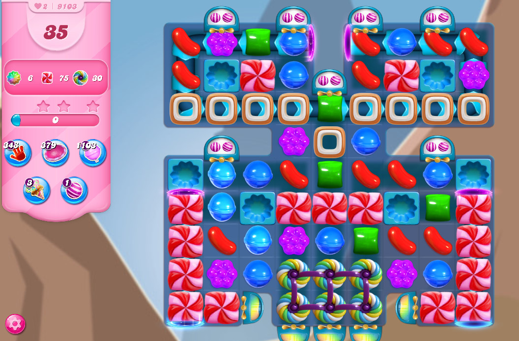 Candy Crush Saga level 9013