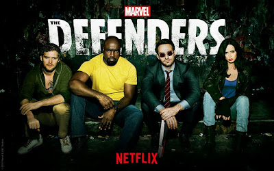 Netflix Marvel's The Defenders