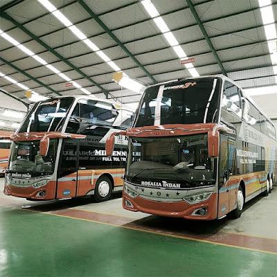 Bus Tingkat Rosin