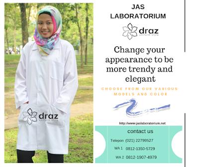 promo Konveksi jas laboratorium di Jakarta 0812 1350 5729