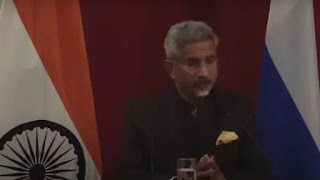 Affairs Minister S Jaishankar say 'The foundation of our relations with China has deteriorated'