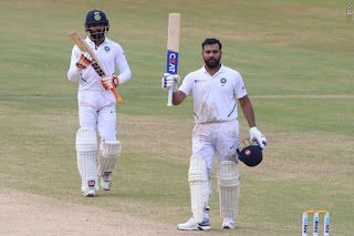 Rohit Sharma 127 vs South Africa Highlights