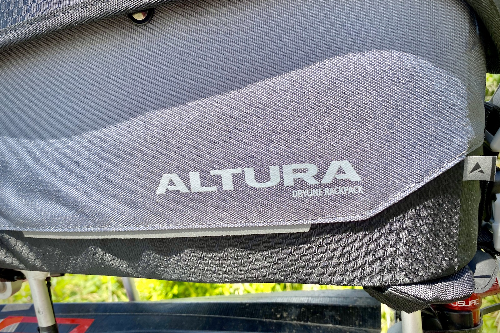 Altura Dryline 2 Rackpack Waterproof Rack Bag