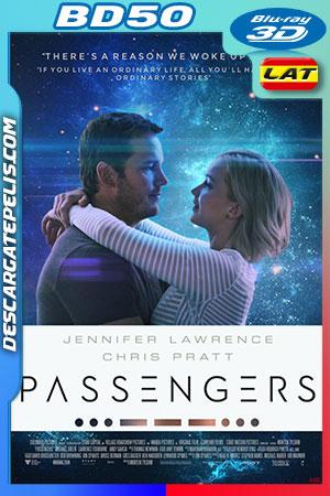 Passengers 2016 3D BD50 Latino