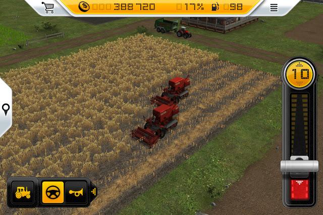 تحميل لعبة farming simulator 16 مهكرة