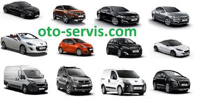 Peugeot Yetkili Servisleri Antalya