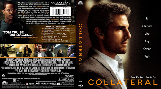 Collateral Bluray Cover
