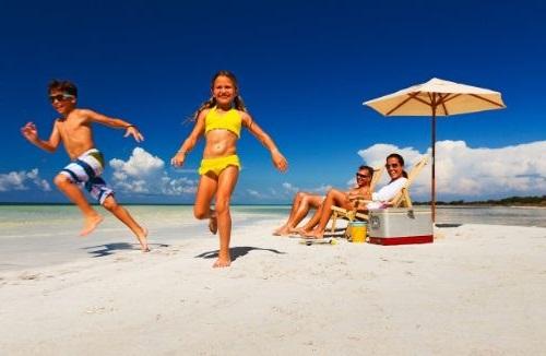 Çoluk çocuk ailece tatile ucuza gidin