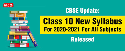 CBSE Class 10 Syllabus 2020-2021: Download latest syllabus of all subjects in PDF