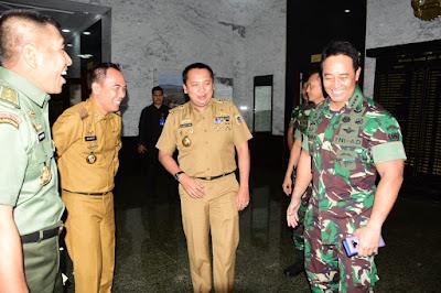 Gubernur Ridho : Bandara Gatot Subroto Menjadi Bandara Umum, Perekonomian Lampung Meningkat
