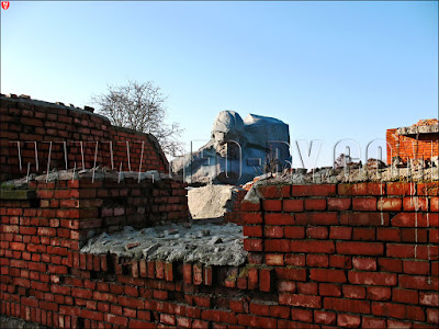 Бресткая крепость. Монументальное творчество