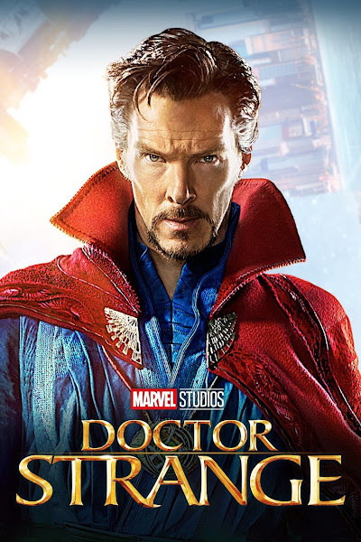 Poster of Doctor Strange (2016) Dual Audio [Hindi-DD5.1] 1080p BluRay ESubs Download