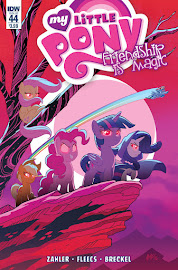 MLP Friendship is Magic #44 Comic