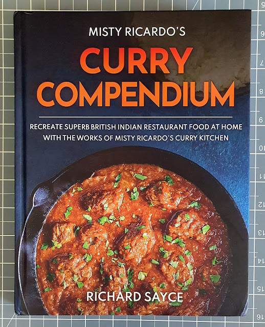 Misty Ricardos Curry Kitchen Cook Book Review by Richard Sayce