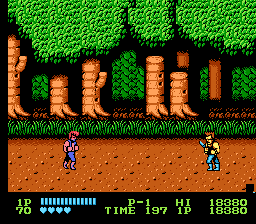 double dragon remastered