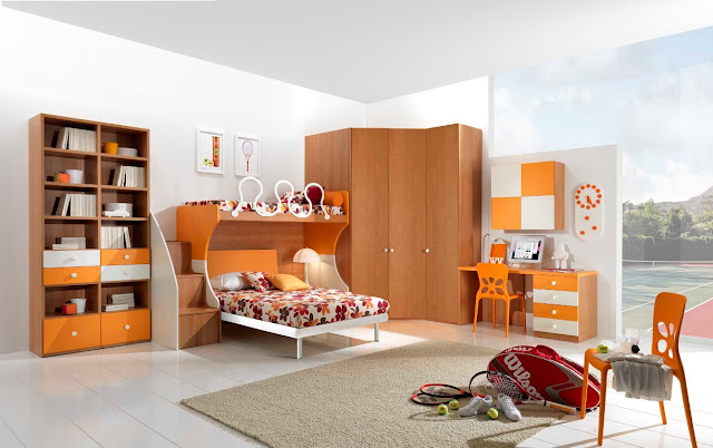 décoration chambre fille - chambre de fille