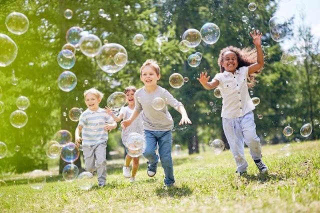 fete-danniversaire-a-theme-bulles