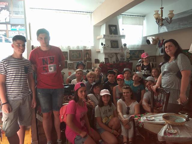 Στον Πλαταμώνα οι φιλοξενούμενοι Ρώσοι μαθητές απο την Ανάπα